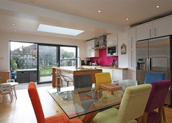 Thumbnail 3 bed terraced house for sale in Durnsford Road, London