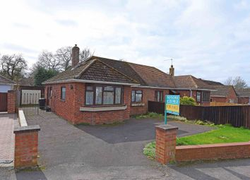 Thumbnail 2 bed semi-detached bungalow for sale in Ash Grove, Kingsclere, Newbury