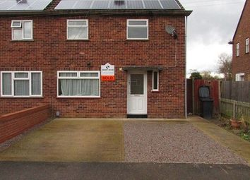 Thumbnail 2 bedroom semi-detached house to rent in Arundel Road, Peterborough, Cambridgeshire.