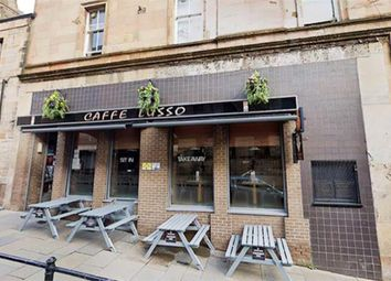 Thumbnail Leisure/hospitality for sale in Caffe Lusso, 4, School Wynd, Paisley