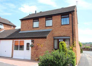 Thumbnail 3 bedroom link-detached house for sale in Juniper Court, Giltbrook, Nottingham