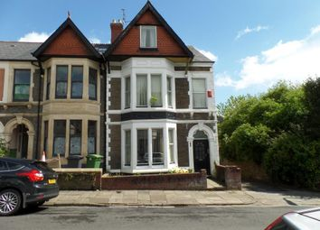 Thumbnail 5 bedroom terraced house for sale in Penylan Place, Roath, Cardiff