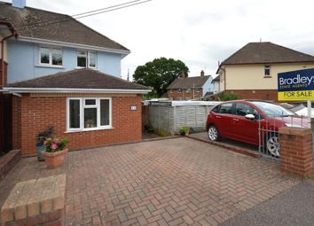 Thumbnail 3 bed end terrace house for sale in Brimley Vale, Bovey Tracey, Newton Abbot, Devon