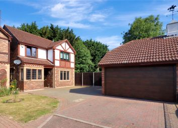 Thumbnail 5 bed detached house for sale in Tudor Manor Gardens, Watford