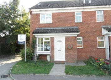 Thumbnail 1 bed property to rent in Howard Close, Luton