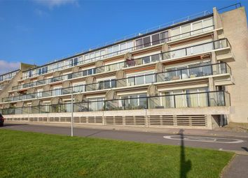Thumbnail 2 bed flat for sale in The Leas, Folkestone, Kent