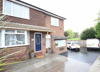 Thumbnail 3 bed end terrace house for sale in Carnforth Road, Cheadle, Cheshire