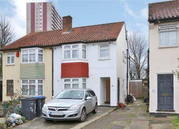 1 bed flat for sale in Percy Gardens, Ponders End EN3