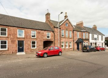 Thumbnail 3 bed flat for sale in Main Road, Inverkeilor, Angus