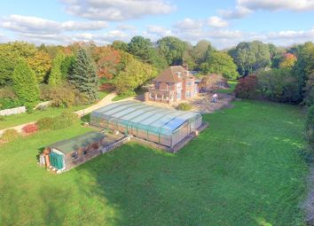 Thumbnail 6 bed detached house for sale in Little Heath Road, Fontwell, Arundel, West Sussex