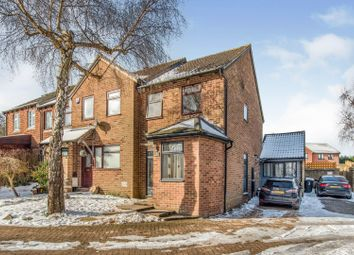 Sheraton Court, Chatham ME5. 2 bed end terrace house for sale