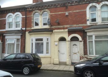 Thumbnail 2 bed terraced house to rent in Pelham Street, Middlesbrough