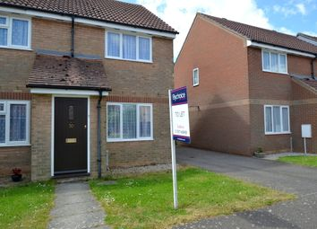 Thumbnail 2 bedroom end terrace house to rent in Lynns Hall Close, Great Waldingfield, Sudbury