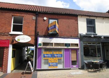 Thumbnail Retail premises to let in 61 Bridge Street, Bridge Street, Worksop