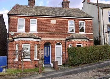 Beechwood Gardens, Caterham CR3. 2 bed semi-detached house