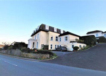 Thumbnail 1 bedroom flat to rent in 1 Bedroom Ground Floor Flat, Townstal Road, Dartmouth