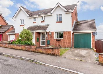 Thumbnail 3 bed semi-detached house for sale in Deans Hill, Chepstow