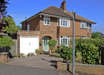 Thumbnail 3 bed semi-detached house for sale in Enstone Road, Ickenham, Uxbridge