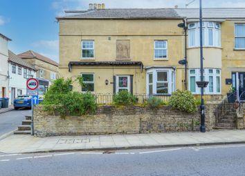 Thumbnail 3 bed end terrace house for sale in Bank Street, Melksham