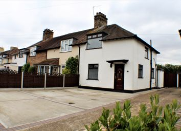 Thumbnail 2 bed end terrace house for sale in Heath Way, Erith