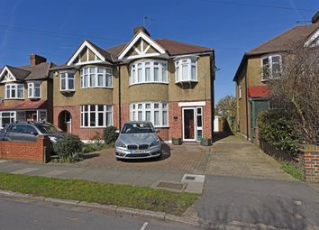 Thumbnail 3 bed semi-detached house for sale in Monkleigh Road, Morden