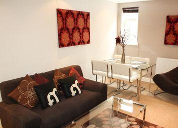 Thumbnail 2 bedroom flat to rent in Temple Street, Birmingham