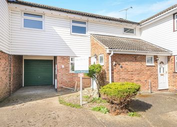 Thumbnail 3 bedroom terraced house for sale in Saddle Rise, Springfield, Chelmsford