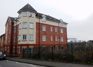 Thumbnail 2 bed flat to rent in Eaton Court, Trent Road, Nuneaton