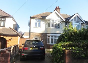 Thumbnail 3 bed semi-detached house for sale in St Georges Avenue, Grays