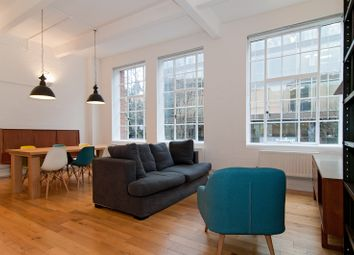 Thumbnail 1 bed flat to rent in Cannon Brewery, St. Johns Street, London