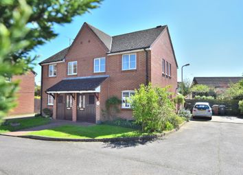 Thumbnail 2 bed semi-detached house for sale in Lloyd Taylor Close, Little Hadham, Ware