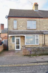 Thumbnail 3 bed semi-detached house to rent in Oxford Road, Peterborough