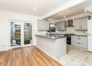 Thumbnail 3 bed terraced house for sale in Downlands Avenue, Broadwater, Worthing