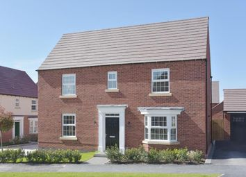 """Thumbnail 4 bedroom detached house for sale in """"Layton"""" at Old Derby Road, Ashbourne"""