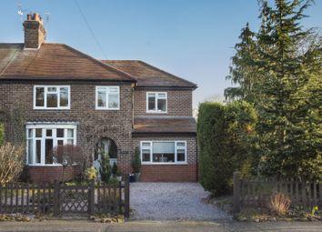 Thumbnail 4 bedroom semi-detached house for sale in Malpas Road, Tilston