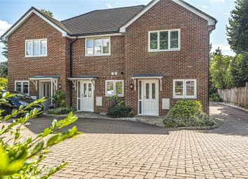 Thumbnail 2 bed terraced house for sale in Little Orchard, Winchester Road, Bishops Waltham, Southampton