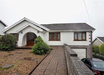 Thumbnail 3 bed detached bungalow for sale in Bronallt Road, Swansea