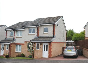Thumbnail 3 bed semi-detached house to rent in Paddock Drive, Carluke