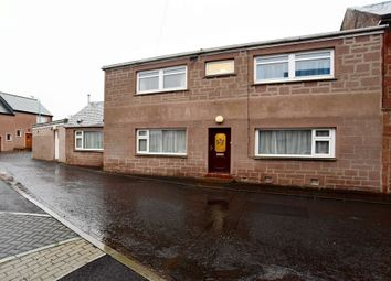 Thumbnail 3 bed terraced bungalow for sale in Roods, Kirriemuir, Angus