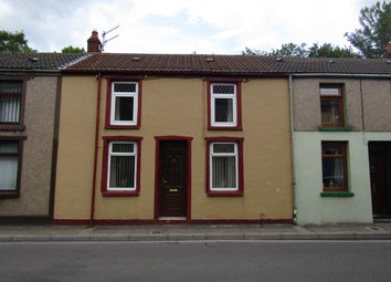 Thumbnail 2 bed terraced house for sale in Fforchaman Road, Cwmaman