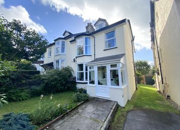 Thumbnail 4 bed semi-detached house for sale in Station Road, Okehampton