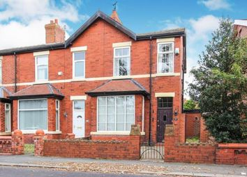 Thumbnail 3 bedroom end terrace house for sale in Albert Road, Lytham St Anne's, Lancashire
