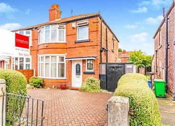3 bed semi-detached house for sale in Delacourt Road, Manchester, Greater Manchester, Uk M14