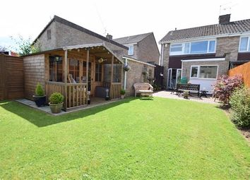 Thumbnail 3 bed semi-detached house for sale in Chiltern Close, Whitchurch, Bristol