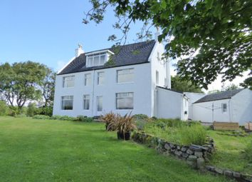 Thumbnail 4 bed detached house for sale in Onich, Fort William