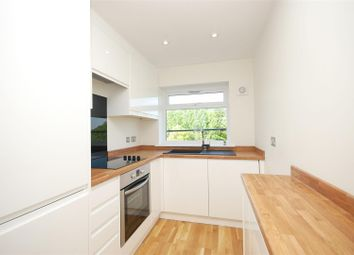 Thumbnail 1 bed flat to rent in Uxbridge Road, Hampton Hill, Hampton
