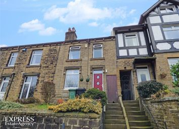 Thumbnail 3 bedroom terraced house for sale in Manchester Road, Linthwaite, Huddersfield, West Yorkshire