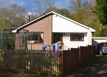 Thumbnail 4 bedroom detached bungalow for sale in Beechdown, Garelochhead, Argyll & Bute