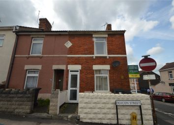 Thumbnail 2 bedroom end terrace house for sale in Deacon Street, Town Centre, Swindon