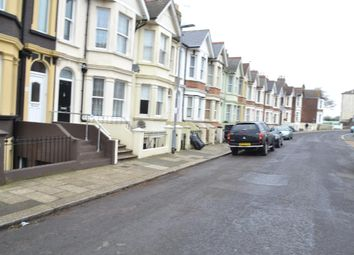 Thumbnail 2 bed flat to rent in St. Thomass Road, Hastings, East Sussex